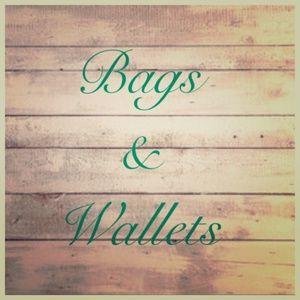 Bags & Wallets ... gotta love em!